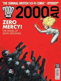 Cover Thumbnail for 2000 AD (Rebellion, 2001 series) #1762