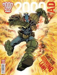 Cover Thumbnail for 2000 AD (Rebellion, 2001 series) #1763