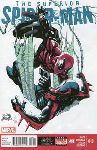 Cover Thumbnail for Superior Spider-Man (Marvel, 2013 series) #18
