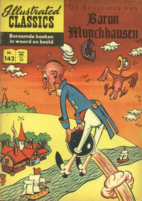 Cover Thumbnail for Illustrated Classics (Classics/Williams, 1956 series) #142 - De avonturen van Baron Munchhausen