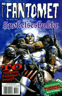 Cover Thumbnail for Fantomet (Hjemmet / Egmont, 1998 series) #19-20/2013