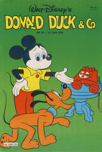 Cover Thumbnail for Donald Duck & Co (Hjemmet / Egmont, 1948 series) #25/1979