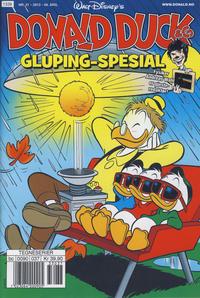 Cover Thumbnail for Donald Duck & Co (Hjemmet / Egmont, 1948 series) #37/2013