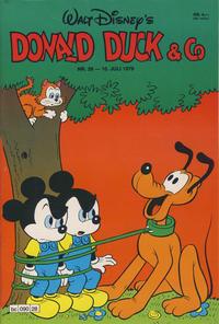 Cover Thumbnail for Donald Duck & Co (Hjemmet / Egmont, 1948 series) #28/1979