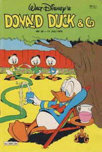 Cover Thumbnail for Donald Duck & Co (Hjemmet / Egmont, 1948 series) #29/1979