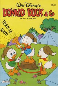 Cover Thumbnail for Donald Duck & Co (Hjemmet / Egmont, 1948 series) #26/1979
