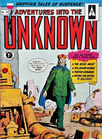 Cover Thumbnail for Adventures into the Unknown (Arnold Book Company, 1950 series) #13