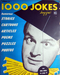 Cover Thumbnail for 1000 Jokes (Dell, 1939 series) #55