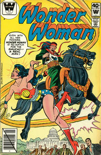 Cover Thumbnail for Wonder Woman (DC, 1942 series) #263 [Whitman]