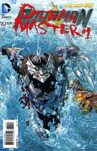 Cover Thumbnail for Aquaman (DC, 2011 series) #23.2 [3-D Motion Cover]