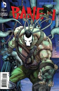 Cover Thumbnail for Batman (DC, 2011 series) #23.4 [3-D Motion Cover]
