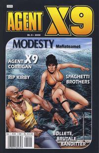 Cover Thumbnail for Agent X9 (Hjemmet / Egmont, 1998 series) #9/2009