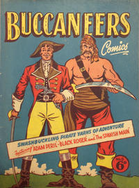 Cover Thumbnail for The Buccaneers (Young's Merchandising Company, 1950 ? series) #5