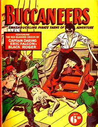 Cover Thumbnail for The Buccaneers (Young's Merchandising Company, 1950 ? series) #2