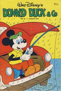 Cover Thumbnail for Donald Duck & Co (Hjemmet / Egmont, 1948 series) #32/1979