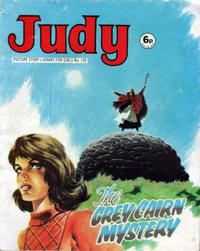 Cover Thumbnail for Judy Picture Story Library for Girls (D.C. Thomson, 1963 series) #105