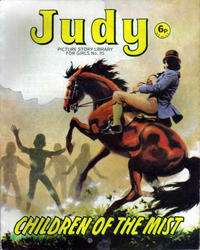 Cover Thumbnail for Judy Picture Story Library for Girls (D.C. Thomson, 1963 series) #115