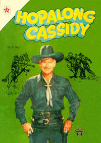 Cover Thumbnail for Hopalong Cassidy (Editorial Novaro, 1952 series) #v2#1