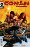 Cover for Conan the Barbarian (Dark Horse, 2012 series) #18 [105]
