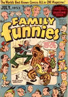 Cover for Family Funnies (Associated Newspapers, 1953 series) #6