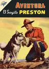Cover for Aventura (Editorial Novaro, 1954 series) #18