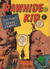 Cover for Rawhide Kid (Horwitz, 1955 ? series) #12