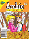 Cover for Archie Double Digest (Archie, 2011 series) #243 [Newsstand]