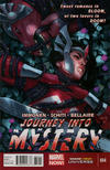 Cover for Journey into Mystery (Marvel, 2011 series) #654