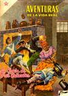 Cover for Aventuras de la Vida Real (Editorial Novaro, 1956 series) #36