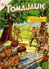 Cover for Tomajauk (Editorial Novaro, 1955 series) #8