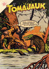 Cover for Tomajauk (Editorial Novaro, 1955 series) #20