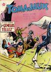 Cover for Tomajauk (Editorial Novaro, 1955 series) #47