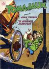 Cover for Tomajauk (Editorial Novaro, 1955 series) #49