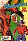 Cover for Tomajauk (Editorial Novaro, 1955 series) #61