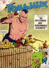 Cover for Tomajauk (Editorial Novaro, 1955 series) #56
