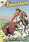 Cover for Tomajauk (Editorial Novaro, 1955 series) #142