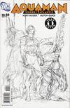 Cover for Aquaman: Sword of Atlantis (DC, 2006 series) #40 [Second Printing]