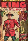 Cover for King of the Royal Mounted (Yaffa / Page, 1960 ? series) #19