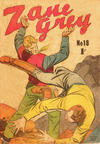 Cover for Zane Grey (Atlas, 1956 series) #18