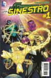 Cover Thumbnail for Green Lantern (2011 series) #23.4 [Standard Cover]