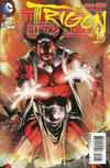Cover for Teen Titans (DC, 2011 series) #23.1 [Standard Cover]