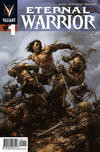 Cover for Eternal Warrior (Valiant Entertainment, 2013 series) #1 [Cover A - Clayton Crain]