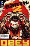 Cover for Earth 2 (DC, 2012 series) #16