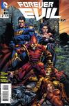 Cover for Forever Evil (DC, 2013 series) #2