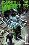 Cover Thumbnail for Green Hornet (2013 series) #2 [Exclusive Subscription Variant]
