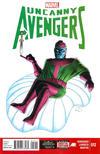 Cover for Uncanny Avengers (Marvel, 2012 series) #12