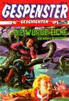 Cover for Gespenster Geschichten (Bastei Verlag, 1974 series) #12