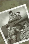Cover Thumbnail for Battlefields: The Tankies (2009 series) #1 [Virgin Limited Variant]