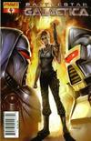 Cover for Battlestar Galactica (Dynamite Entertainment, 2006 series) #4 [Cover A - Tyler Kirkham]