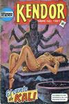 Cover for Kendor (Editora Cinco, 1982 series) #10